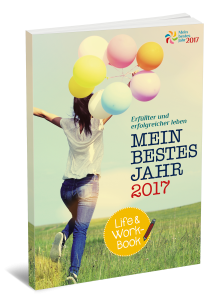 Mein bestes Jahr 2017 - Life&Work-Book Cover